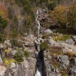 Flume Cascade, Crawford Notch State Park — Stock Photo #47900065