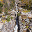 Flume Cascade, Crawford Notch State Park — Stock Photo #47900115
