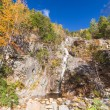 Flume Cascade, Crawford Notch State Park — Stock Photo #47901185