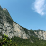 Mountain, Northern Italy — Stock Photo