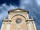 Santa Maria Maggiore Church, Trento, Italy — Stock Photo