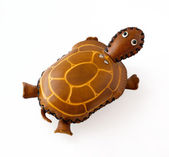 Leather turtle — Stock Photo