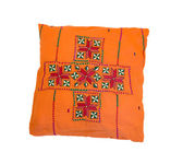 Orange pillow — Foto de Stock