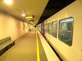 Lonely train — Stock Photo