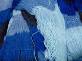 Cinquante nuances de bleu — Photo
