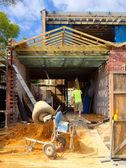 Melbourne housing — Stock Photo