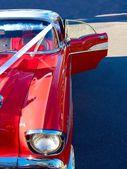 Classe auto rossa — Foto Stock