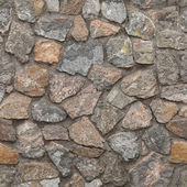 Granite Rubble Seamless Texture 02 — Stock Photo