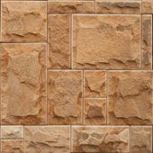 Sandstone Rock Seamless Texture 24 — Stock Photo