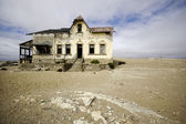 намибия людериц - город-призрак — Стоковое фото