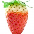 Unripe strawberry — Stock Photo #29447077