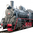 Old steam train — Stock Photo