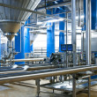 Workshop of modern brewer factory — Stock Photo #29447719