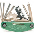 Multi-tool for bicycle — Foto Stock