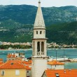 Stock Photo: St.John's church in Budva, Montenegro