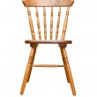 Chair on white background — Stock Photo