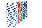 ポーカー用のチップ — ストック写真
