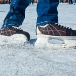 Ice skater — Stock Photo #44076169