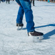 Skater on ice — Stock Photo #44076177