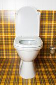 Toilet bowl — Stock Photo