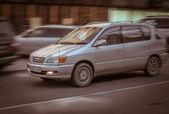 Passenger car — Stock Photo
