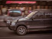 Passenger car — Fotografia Stock