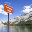 Stock Photo: TenayLake, Yosemite National Park