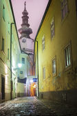 古い町、ブラチスラバ、スロバキア、ヨーロッパ — ストック写真