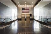 Detroit Metro Airport — Stock Photo