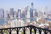 New York City - Manhattan — Stock Photo