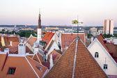 Tallin - città capitale dell'estonia — Foto Stock