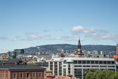 Panorama of Oslo — Stock Photo