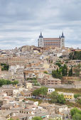 Alcazar in Beautiful Toledo, Spain — Stock Photo
