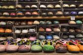 Zapatos en pantalla — Foto de Stock