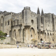 Cathedral Notre-Dame des Doms in Avignon, France — Stock Photo