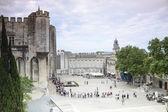 アヴィニョン、フランスのノートルダム大聖堂デ ・ ドン — ストック写真