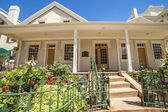 The Beehive House, Latter-Day Saints' Historic Residence in Salt — Stock Photo