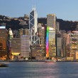 View of Hong Kong — Stock Photo