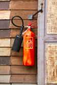 Fire extinguisher. — Stock Photo