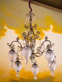 Retro Lamp post — Zdjęcie stockowe