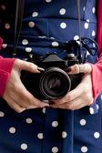 Retro photography — Stock Photo