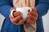 熱い飲み物 — ストック写真