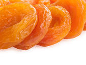 Close up of apricots — Stock Photo