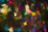 Abstract bokeh with stars. — Zdjęcie stockowe