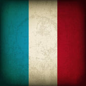 French Flag — Stock Vector