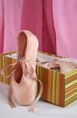 Scarpe da punta — Foto Stock