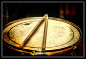 Drum — Stock Photo