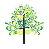 Tree 3 — Stock Vector