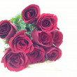 Red rose bouquet — Stock Photo #27199027