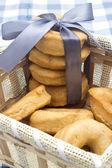 Cronut breakfast — Stock Photo